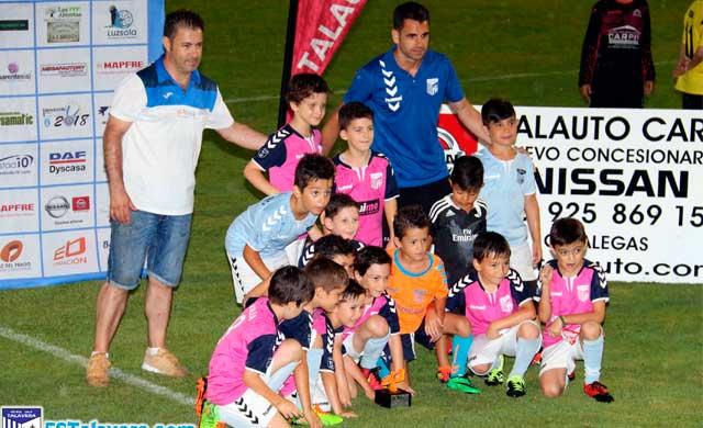 El Soliss FS Talavera firmó una buena actuación en la Ébora Formación Cup