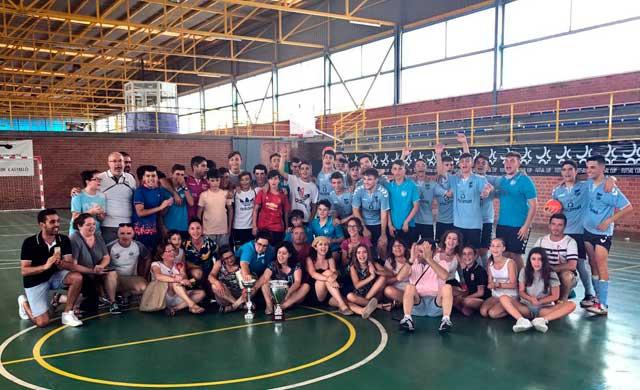El Fútbol Sala Talavera Piscimat se adjudica la IV Futsal Cup