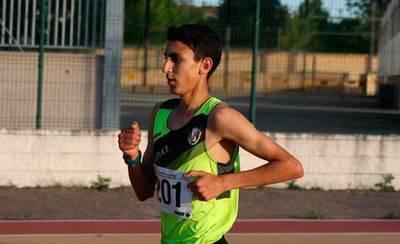 Ayoub Koussal, de UDAT, estará presente en el Campeonato de España