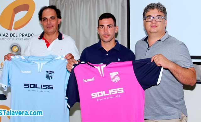 """El Soliss Fútbol Sala Talavera se refuerza con la llegada de """"Malaka"""""""