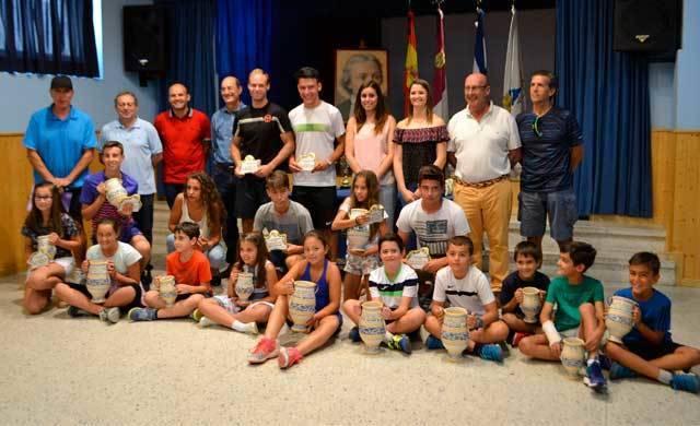 Fin de semana de tenis con dos importantes torneos en Talavera