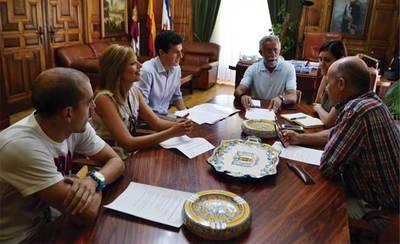 """UDAT pide al ayuntamiento una pista de atletismo """"acorde con la cuidad"""""""
