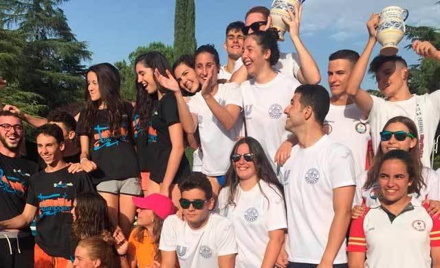 CN Aqüis, campeones en los Provinciales de Natación de Verano