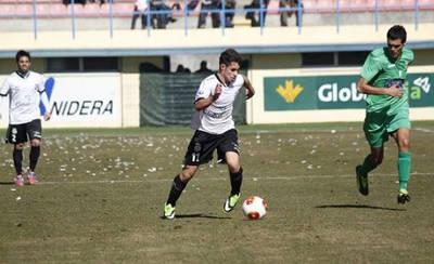 Jorge Fernández se convierte en el primer fichaje del CF Talavera