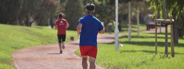 Un ciudadano de Talavera, decepcionado en su primer día de practicar deporte en plena desecalada