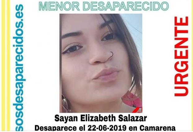Aparece en buen estado la joven de Camarena desaparecida el 22 de junio