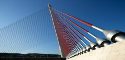 TALAVERA   El Ayuntamiento denunciará al escalador del puente atirantado
