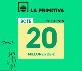 LLUVIA DE MILLONES | La Primitiva deja 20 millones de euros en Talavera