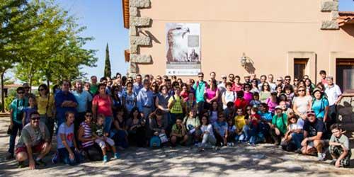 Así transcurrió el Día Mundial de las Aves en Talavera organizado por SEO y ARDEIDAS