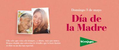 ACTUALIDAD | El Corte Inglés se prepara para el Día de la Madre