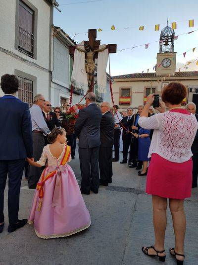 Exitazo de la 'Semana Cultural' de Las Herencias