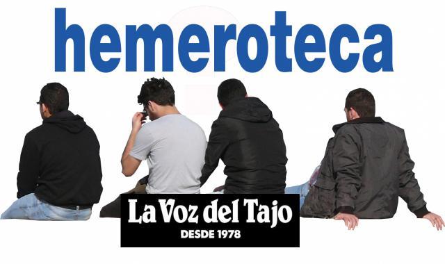 HEMEROTECA | ¿Te acuerdas de todo esto?