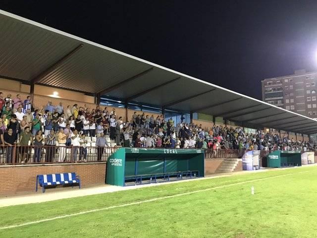 Ya están a la venta las entradas para el partido de Copa del Rey entre el CF Talavera y el Cartagena FC