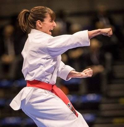 La talavera Sandra Sánchez luchará por el bronce en el Open de Halle/Leipzig