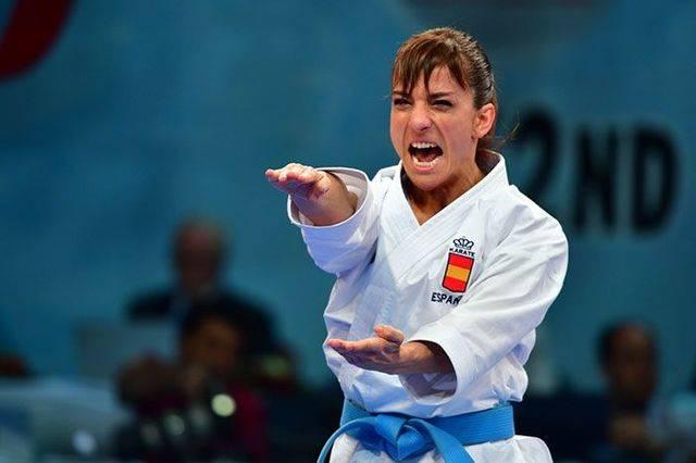 Sandra Sánchez lo vuelve a hacer, número 1 mundial y bronce en Alemania para cerrar el año