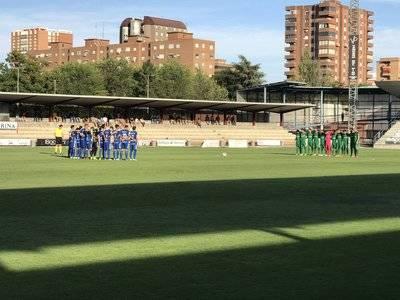 El CF Talavera sigue sin conocer la victoria en la Liga tras caer 0-1 ante el Racing de Ferrol