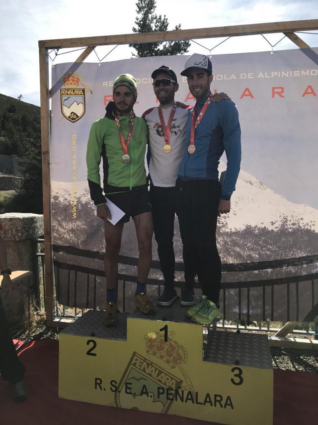 Pepe Muñoz se proclama Campeón de Madrid en carreras por montaña