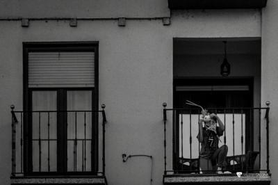 TALAVERA   'Un Domingo de Ramos rockero', por Valeria Cassina