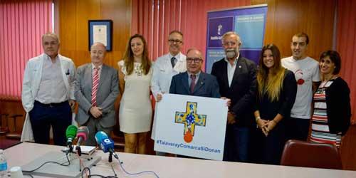 El Hospital de Talavera acoge el V Marat�n de Donaci�n de Sangre