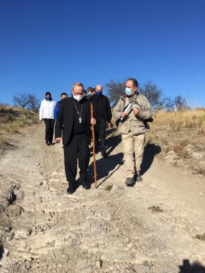NUESTRA GENTE | Peregrinación a Guadalupe por los Montes de Toledo