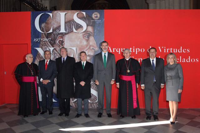El Rey Felipe abandona Toledo como Canónigo Honorario de la Catedral Primada