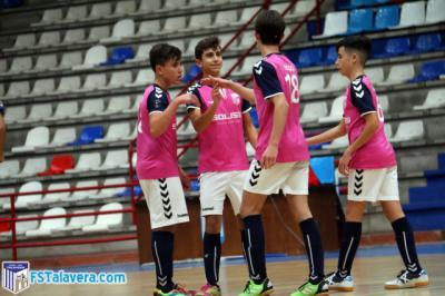 El Soliss FS Talavera Entreparéntesis logra una importante victoria ante Salesianos Ciudad Real