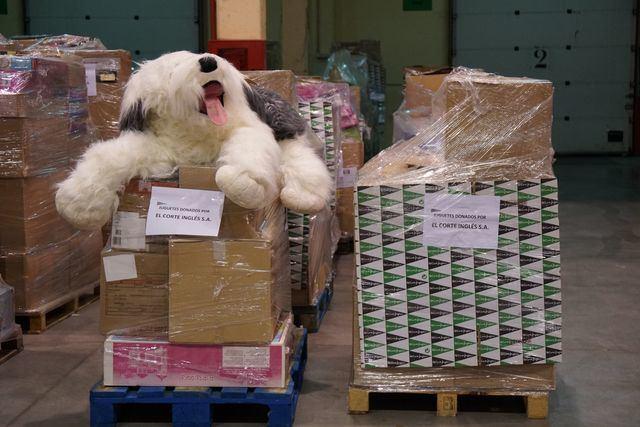 NAVIDAD | El Corte Inglés entregará 50.000 juguetes a diversas ONG, la mayor donación de su historia