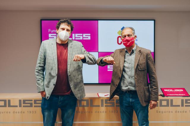 ENTIDADES SOCIALES | Fundación Soliss renueva su convenio de colaboración con Fundación CIEES