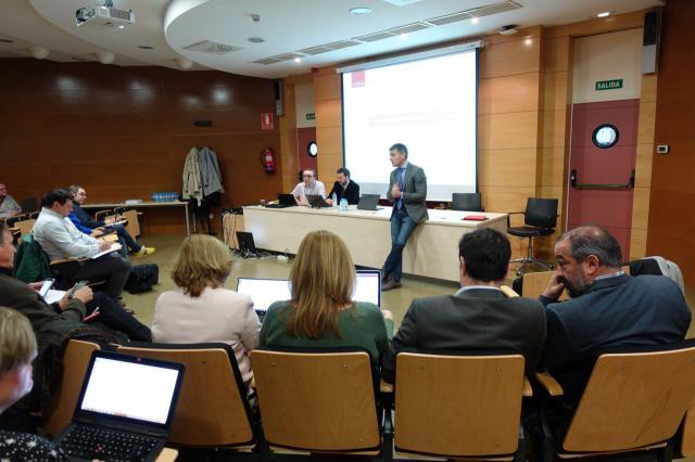 La Comisión de Estrategia de la UCLM analiza en Talavera las nuevas versiones del Contrato Programa