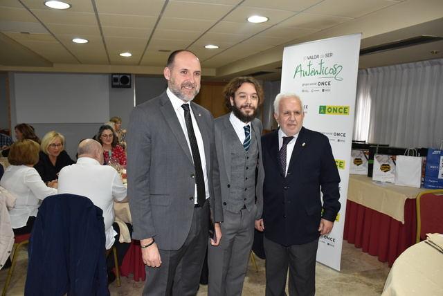 Comida de la ONCE de TalaveraComida de la ONCE de Talavera