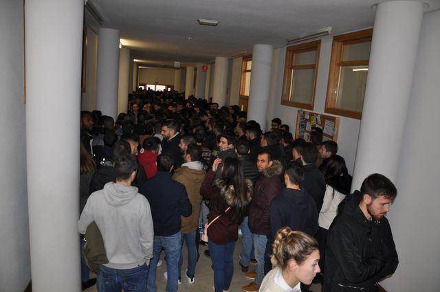 Por tercer año consecutivo, Castilla-La Mancha es sede de las pruebas de acceso a la Escala Básica de la Policía Nacional