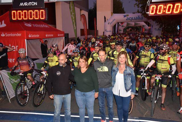2.500 ciclistas en la XII edición de Talajara