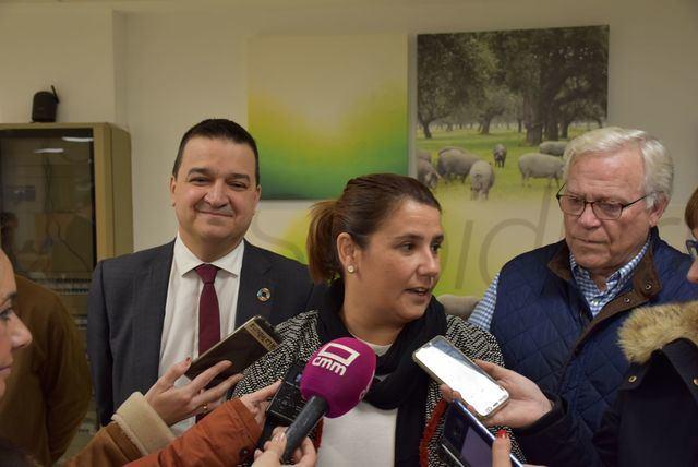 """Tita García: """"No solo hay que traer empresas, hay que cuidar a las que tenemos"""""""