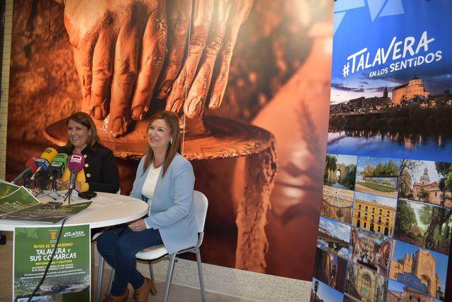 El Ayuntamiento pone en marcha las rutas de Talavera y sus comarcas
