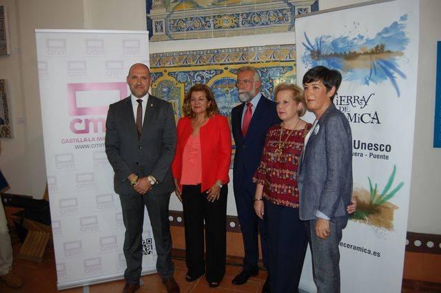 CMMedia se une al proyecto para que la cerámica de Talavera y Puente del Arzobispo sea Patrimonio Inmaterial de la Humanidad