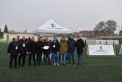 Celebrada en Talavera la Liga Regional de selecciones provinciales