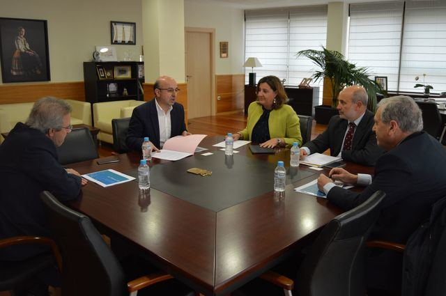 El Gobierno regional conoce el proyecto de comunidad ciudadana de energía que se impulsa en Los Yébenes