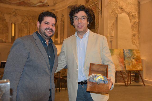 PREGÓN | Ángel Monterrubio da la bienvenida a Navidad talaverana