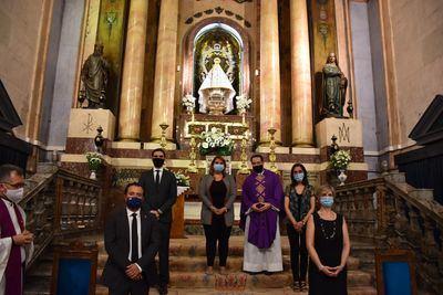 TALAVERA | Misa funeral en recuerdo a las victimas del Covid-19