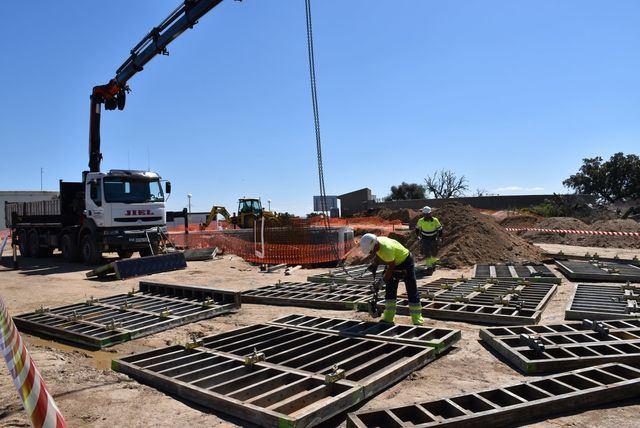 Las obras de la ETAP de la Campana de Oropesa y Cuatro Villas estarán finalizadas a finales de 2019