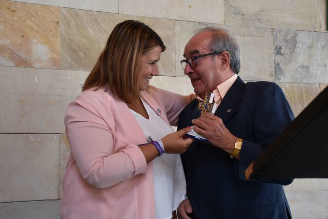"La alcaldesa de Talavera ensalza la labor ""imprescindible"" de la Hermandad de Donantes"