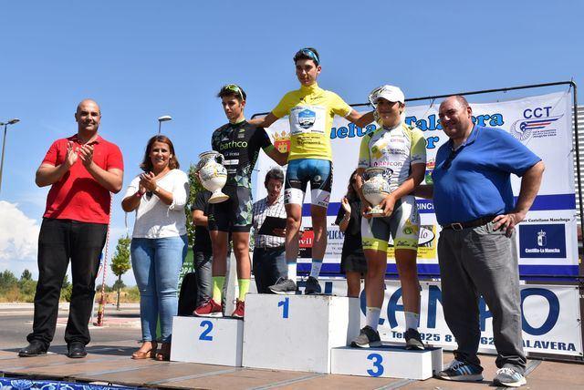 Así se ha vivido la última etapa de la Vuelta a Talavera Junior