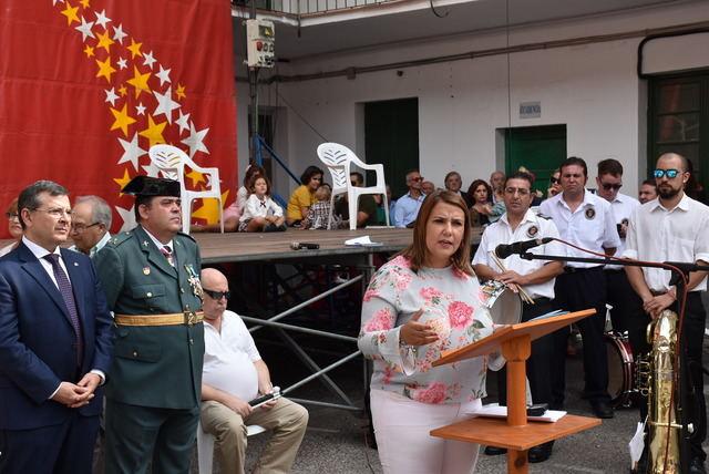 """García Élez afirma que la Guardia Civil es la imagen de la """"tranquilidad, inmediatez, evolución, seguridad y garantía"""" en España"""