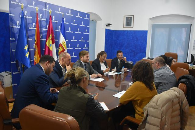 La Junta sacará a licitación la conexión de autobús Talavera-Toledo