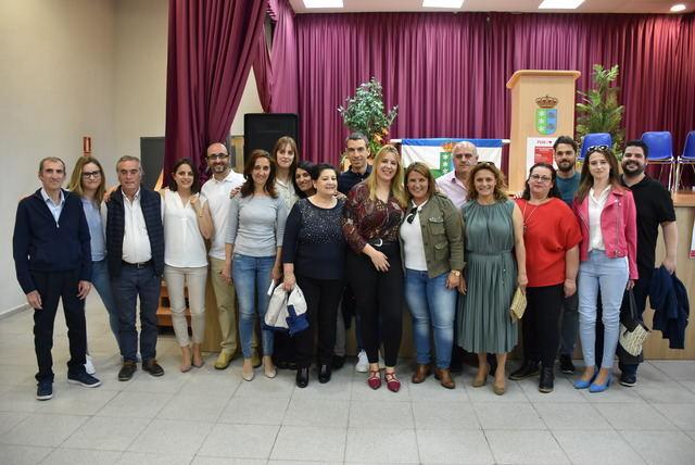 """Tita García Élez aboga por un """"proyecto moderno y transformador"""" para Talavera y sus EATIMs"""