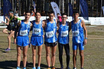 UDAT consigue tres podiums en el Regional Escolar de Campo a Través