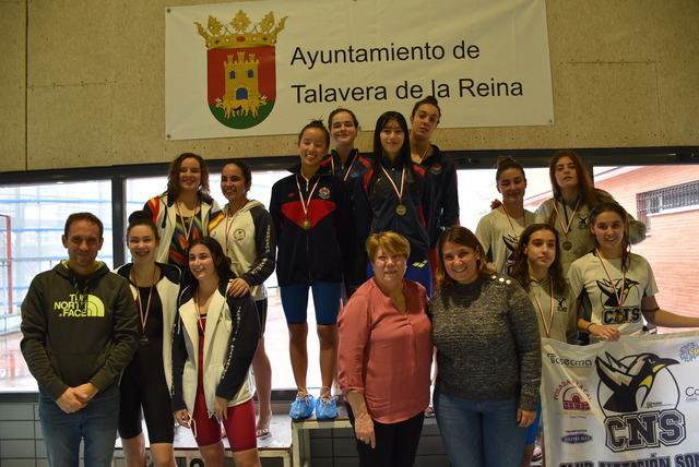 Cerca de 180 nadadores se citan en Talavera