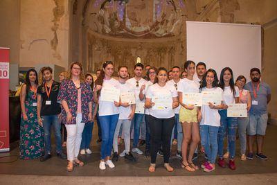 10 alumnos gitanos finalizan el programa Formatéate con Garantía para el empleo