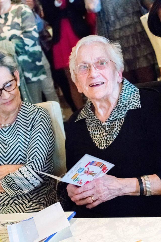 Teresa, el alma de 'El Polo Norte', homenajeada por toda una vida