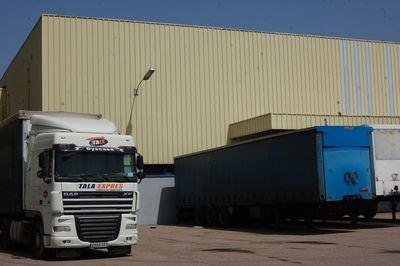 CAROSAN la plataforma logística talaverana